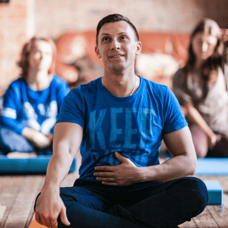 Спортивный психолог Константин Иванов